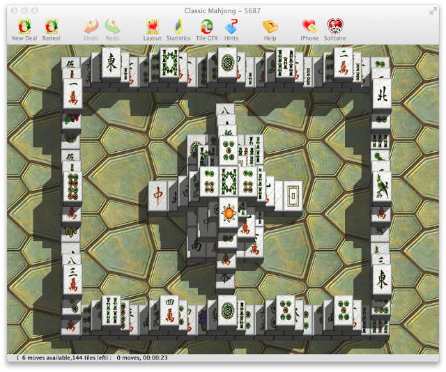 mahjong-osx-screenshot