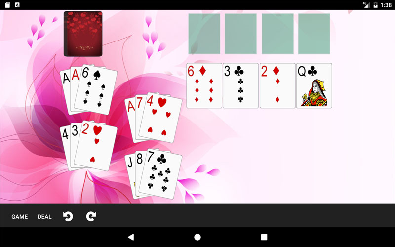 Dogmelon solitaire android screenshot