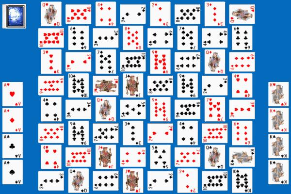 paradise free solitaire crazy quilt