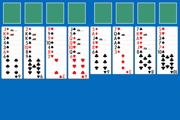 Freecell Solitaire 1