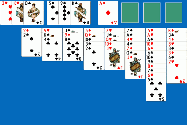 Idiots Delight Solitaire 2