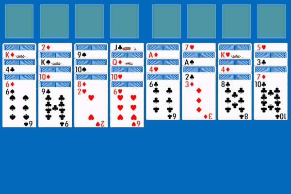 Intercell Solitaire 1