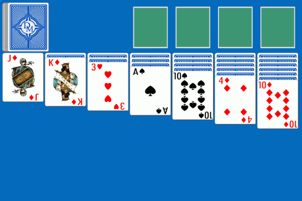 3 card klondike solitaire for windows 10