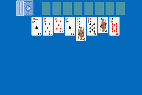 Miss Milligan Solitaire 3
