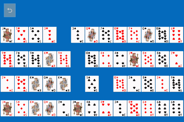 Montana Solitaire 2