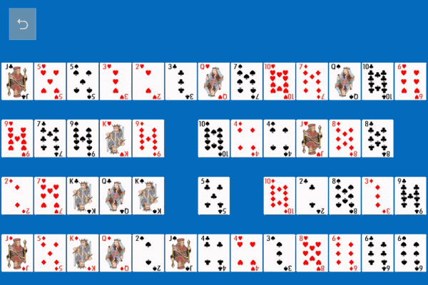 Montana Solitaire 3