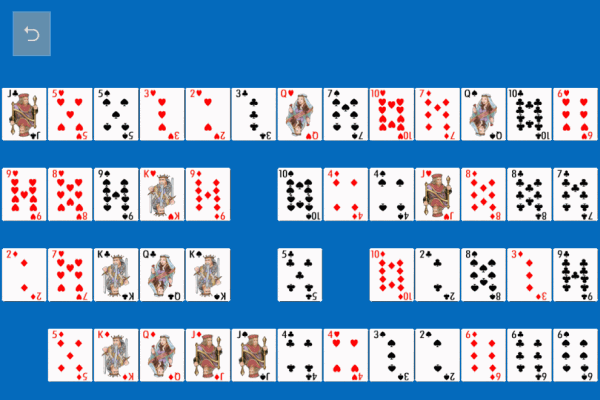 Montana Solitaire 5