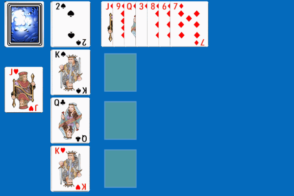 Osmosis Solitaire 4