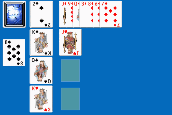 Osmosis Solitaire 5