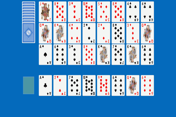 Royal Parade Solitaire 1