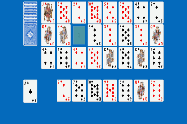 Royal Parade Solitaire 6