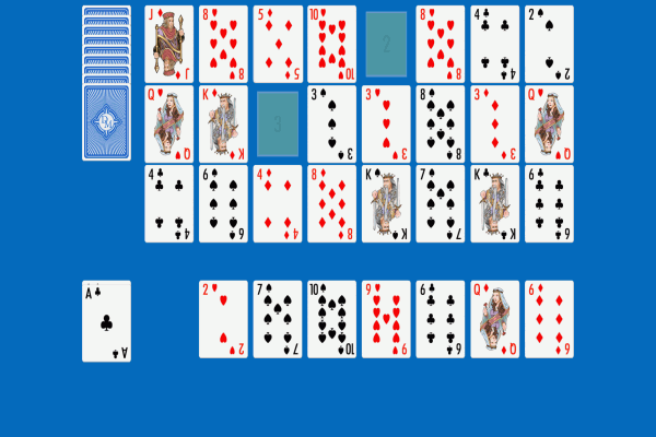 Royal Parade Solitaire 7