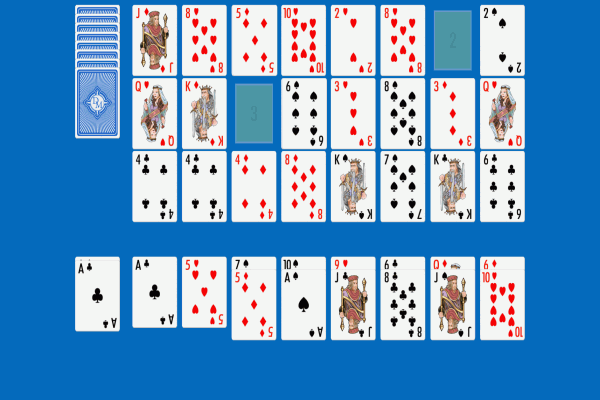 Royal Parade Solitaire 10