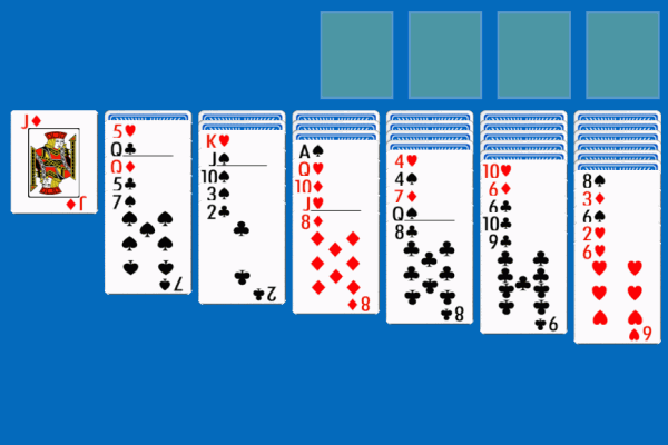 Russian Solitaire 1