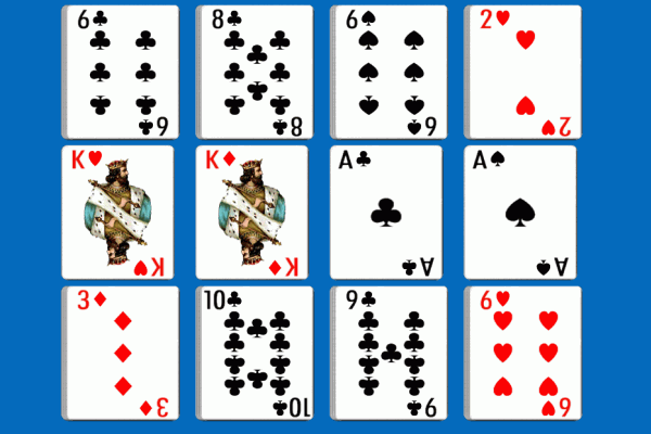Scarab Solitaire 1