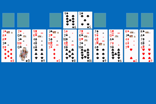 Sea Tower Solitaire 1