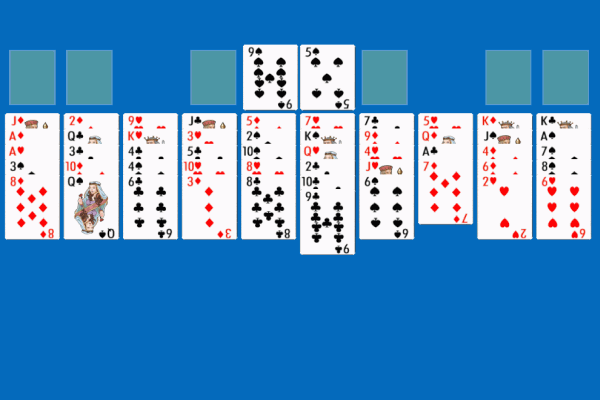 Sea Tower Solitaire 2