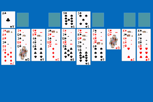 Sea Tower Solitaire 4