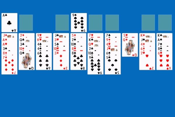Sea Tower Solitaire 5