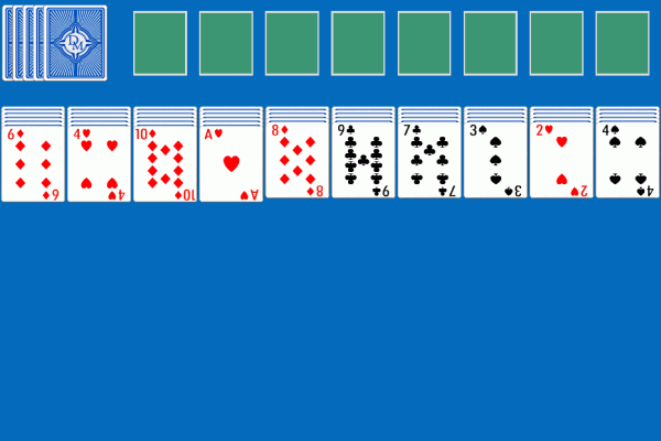 Spider Solitaire 1