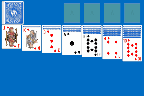 Thumb and Pouch Solitaire 1