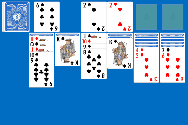 Thumb and Pouch Solitaire 2